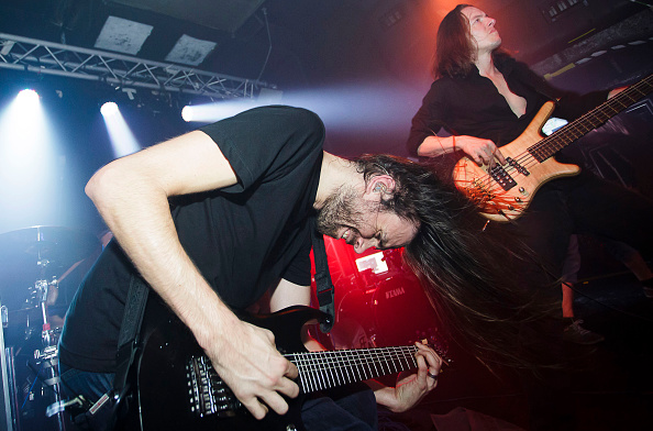 Tesseract Perform At The Thekla In Bristol