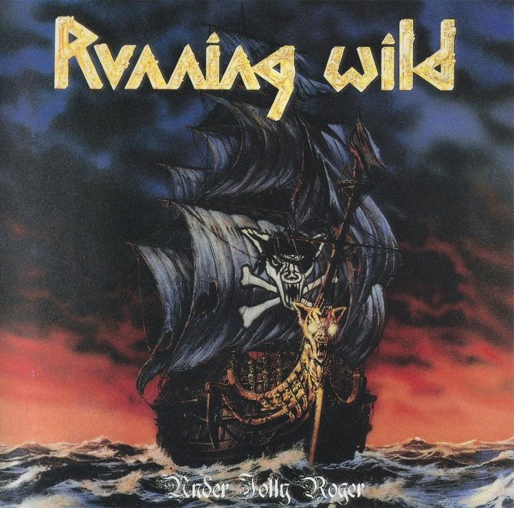 Running_Wild-Under_Jolly_Roger-Port_Royal_Japan-Front-