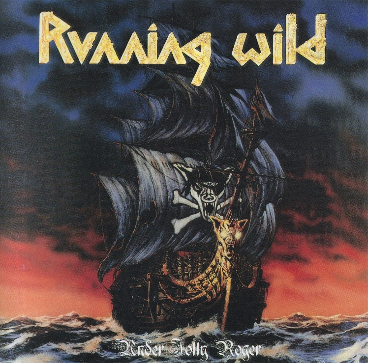 Running_Wild-Under_Jolly_Roger-Port_Royal_Japan-Front-