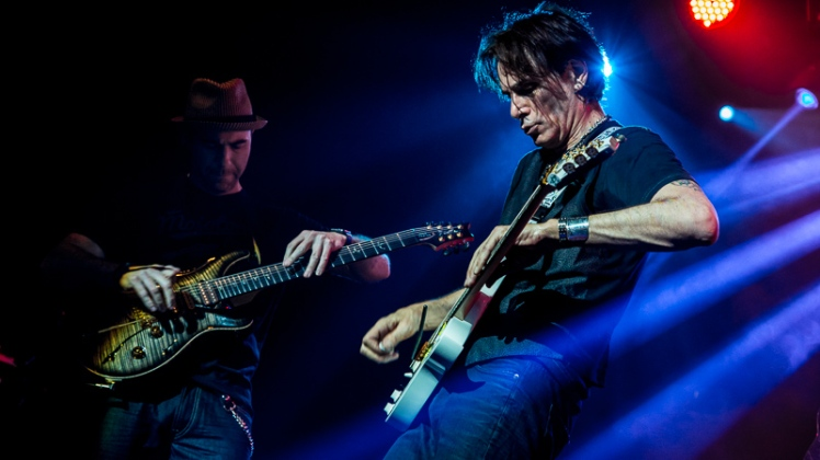 Steve Vai, Passion and Warfare 25th Anniversary tour, O2 Academy Bristol