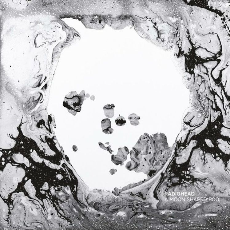 A Moon Shaped Pool COVER
